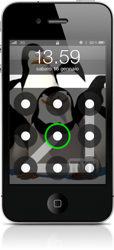 AndroidLock no iPhone