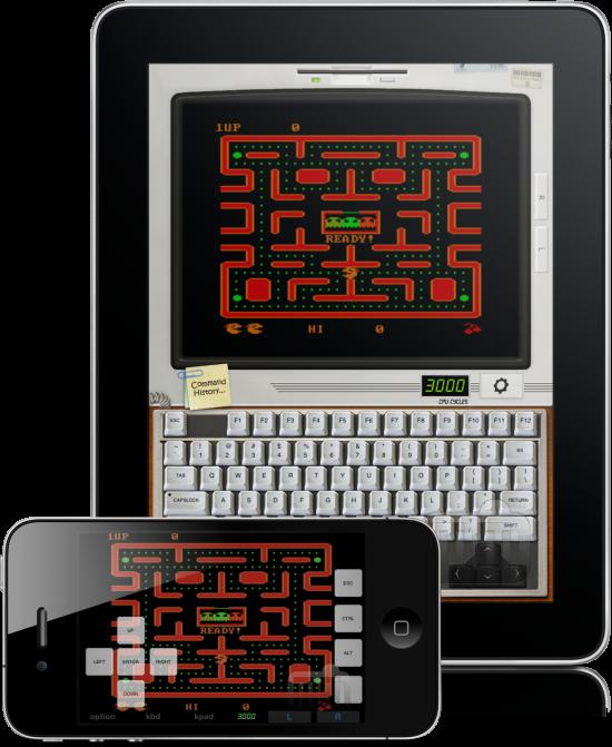 iDOS em iPhone e iPad