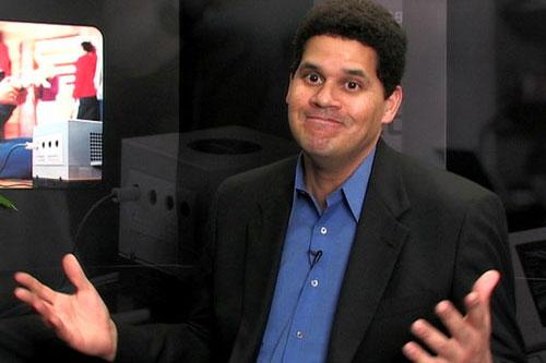 Reggie Fils-Aime, presidente da Nintendo America