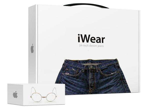 iWear, roupas de Steve Jobs