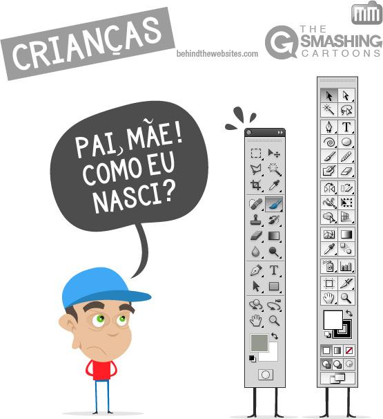 The Smashing Cartoons - Criancas