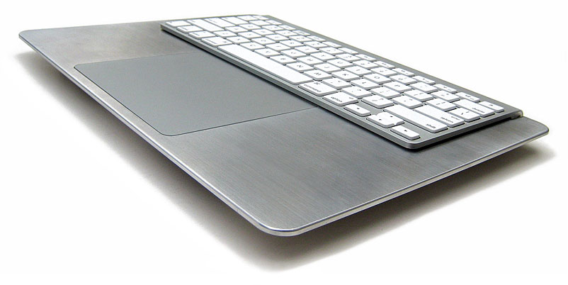 BulletTrain Express Aluminum Keyboard