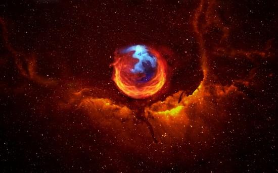 Wallpaper do Mozilla Firefox