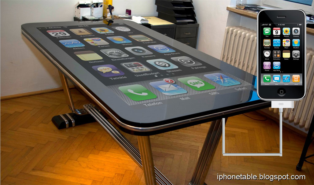 Table Connect para iPhone