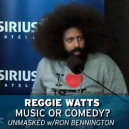 Reggie Watts na Sirius XM