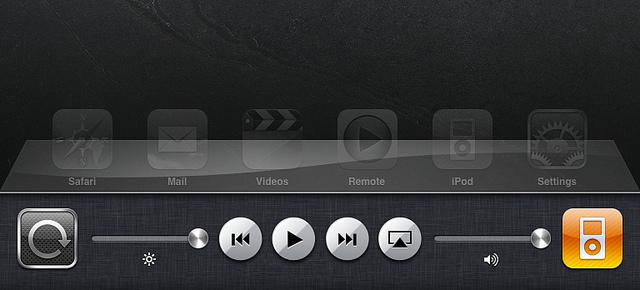 Multitarefa no iOS 4.2 GM
