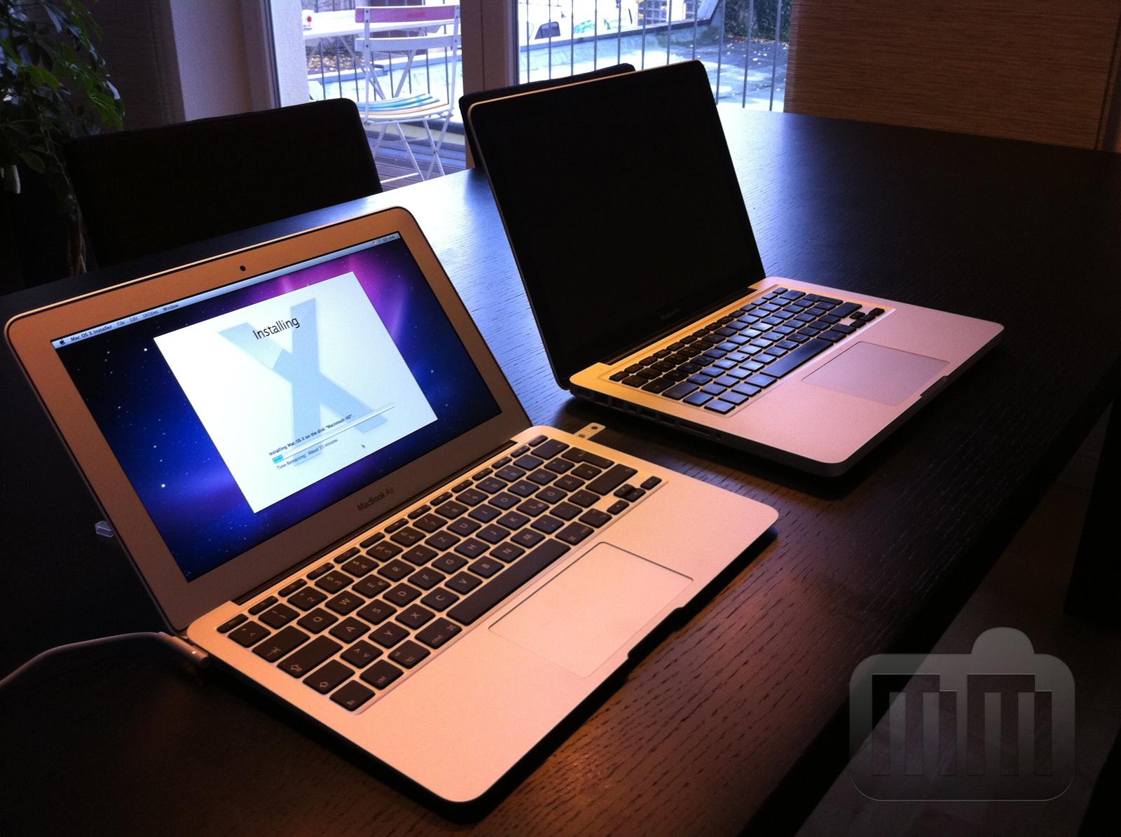 MacBook Air de 11,6 polegadas
