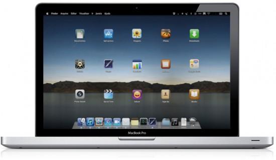 Customização Back to the Mac finalizada
