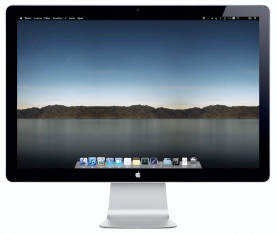 Customização Back to the Mac sem Launchpad