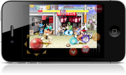 CAPCOM ARCADE no iPhone