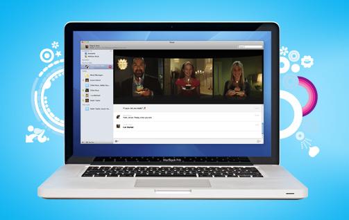 Skype 5.0 beta para Mac