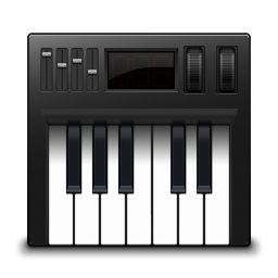 Ícone do Audio MIDI Setup