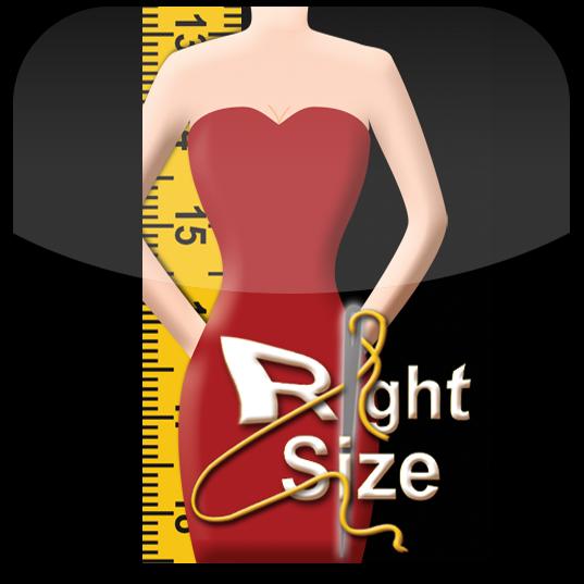 Ícone do Right Size