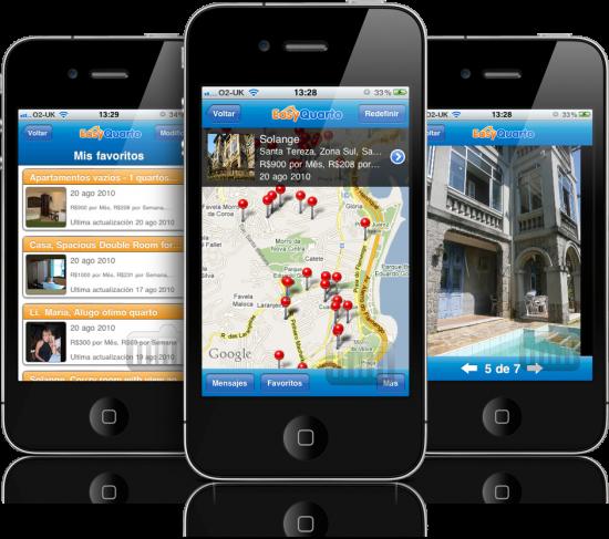 EasyQuarto em iPhones