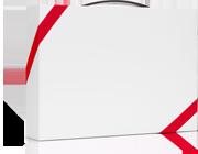 Caixa de presente para MacBooks Pro