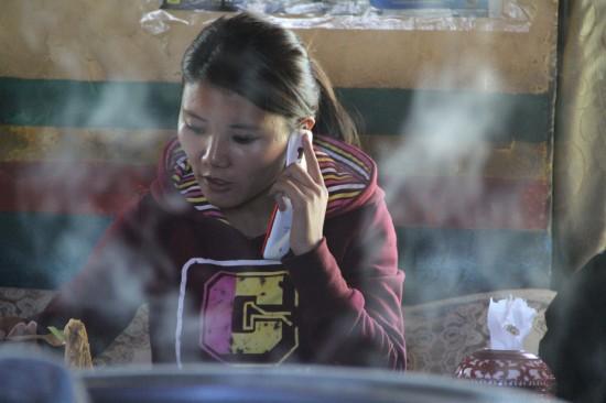 iPhone 5 no Tibet?
