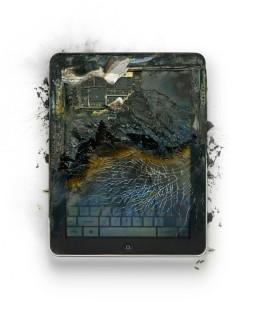 Book Burning - Michael Tompert