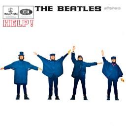 Capa de Help, dos Beatles