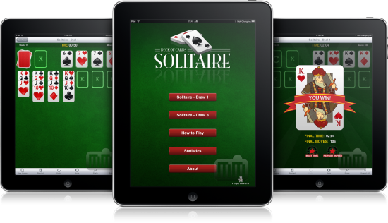 Deck of Cards: Solitaire - iPad