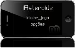 iAsteroidz - iPhone