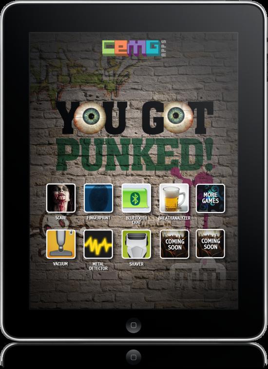 You Got Punked - iPad