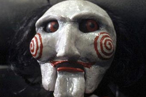 Billy, the puppet — SAW