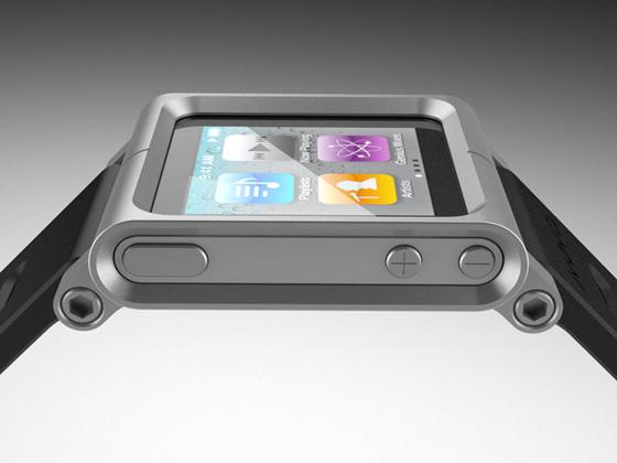 LunaTik, pulseira para iPod nano 6G - MINIMAL