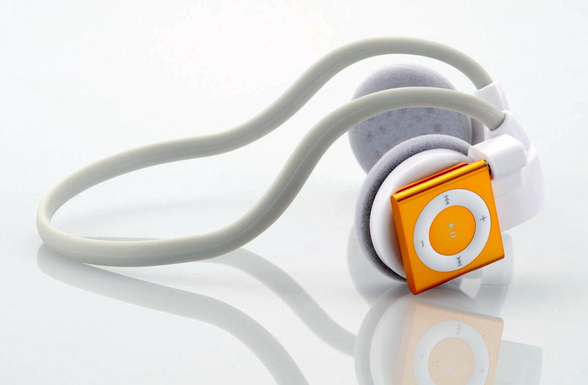 Fone da Elecom para shuffle