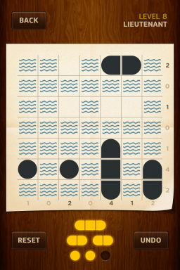 Battleships - iPhone