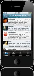 HootSuite - iPhone