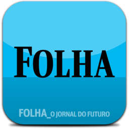 Ícone - Folha.com para iPad