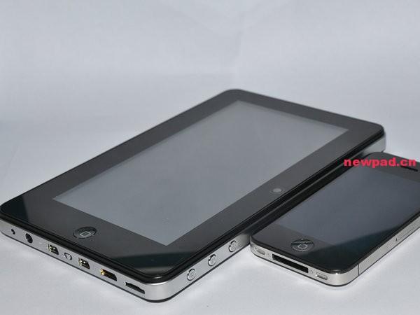 Clone de iPad ou iPhone 4 gigante