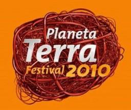 Logo - Planeta Terra 2010