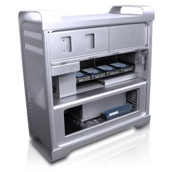 Apricorn Mac Array SSD num Mac Pro