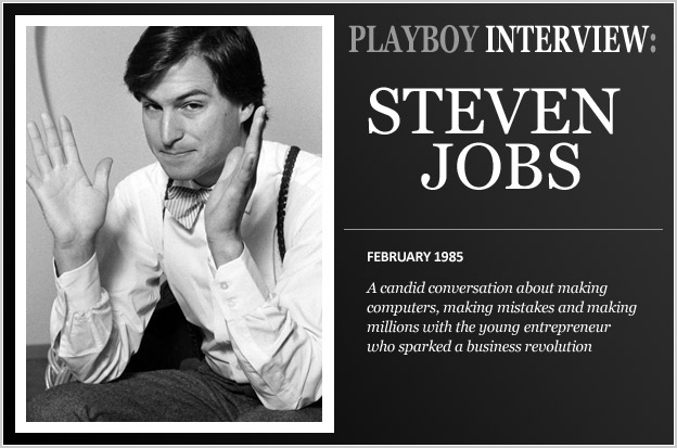 Entrevista de Steve Jobs para a Playboy