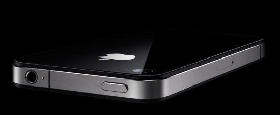 Entrada de SIM card no iPhone 4