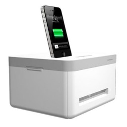 Bolle BP-10 impressora e dock para iPhone