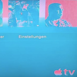 Problema de cor no Apple TV