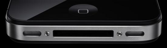 iPhone 4 com parafusos Torx