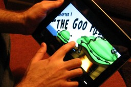 World of Goo no iPad