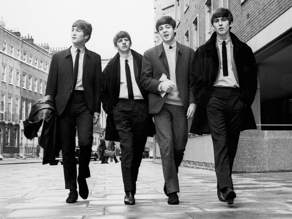 Beatles na iTunes Store