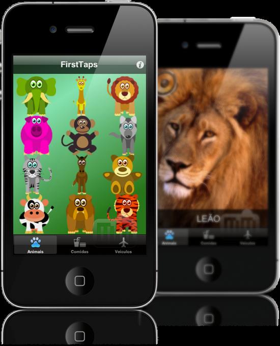 FirstTaps - iPhone