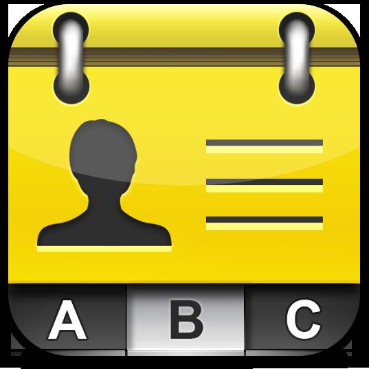 Ícone - Business Card Reader