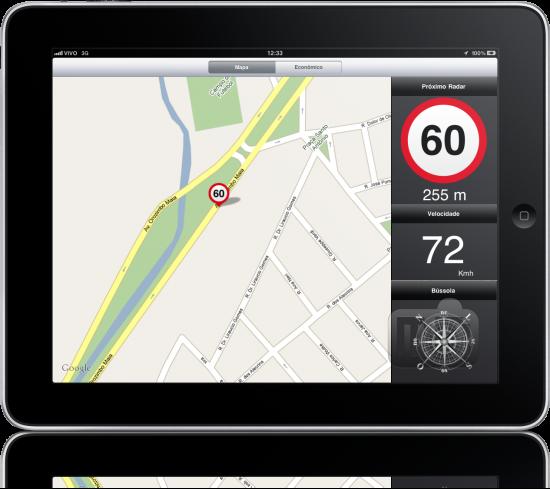 iRadar Brasil HD - iPad