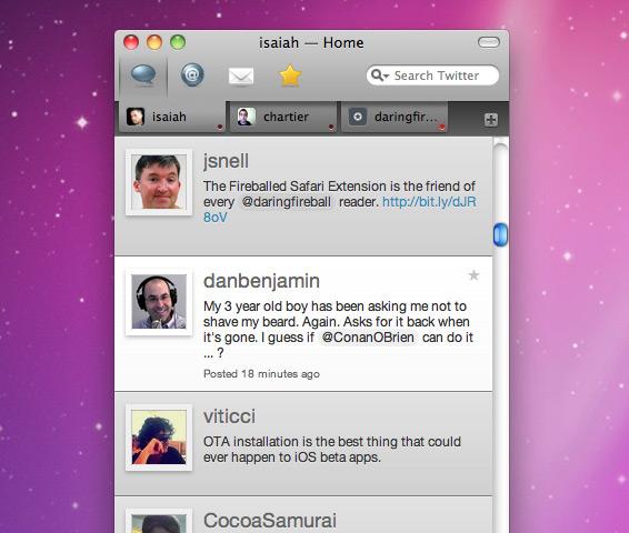 Kiwi 2.0 para Mac