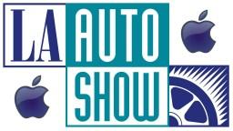 Logo do Los Angeles APPLE Auto Show
