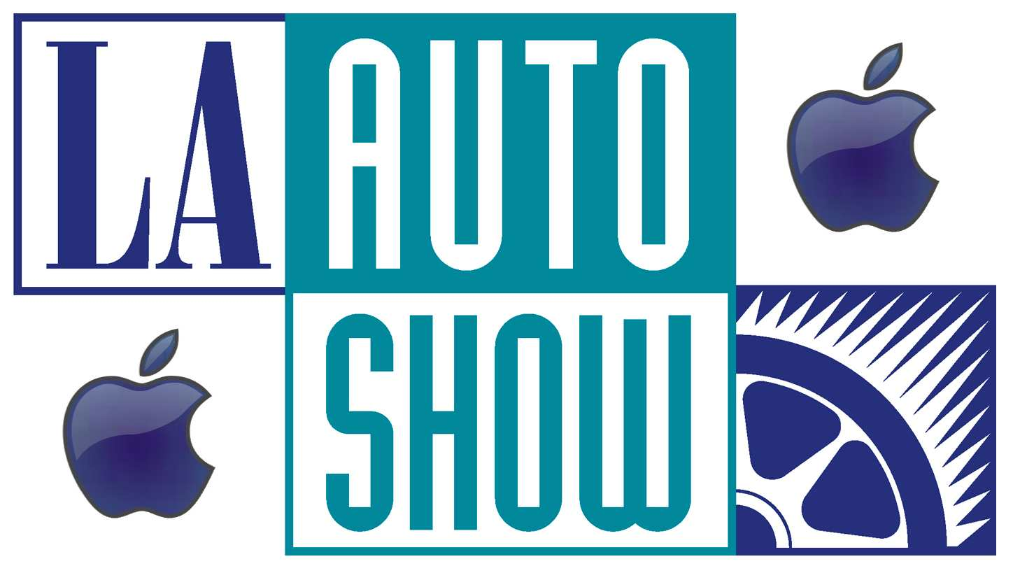Logo do Los Angeles APPLE Auto Show