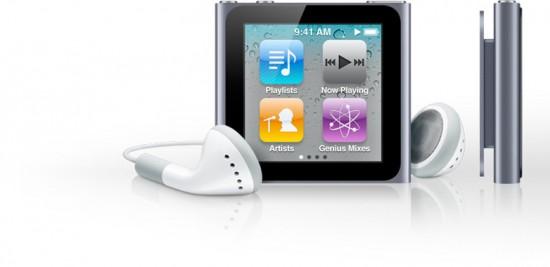 iPod nano 6G - Graphite