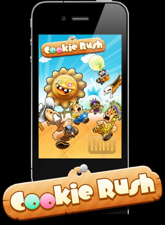 Cookie Rush! - iPhone