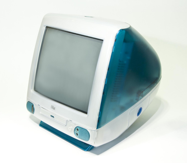 iMac G3 Bondi Blue - The Register